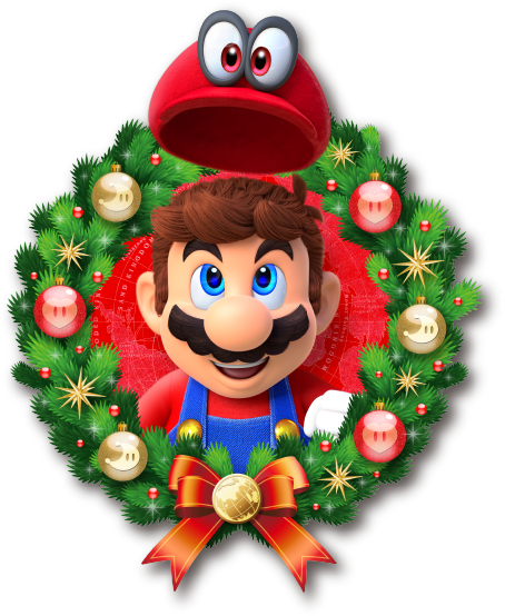 Christmas with Nintendo