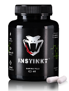 INSTINKT Gaming Pills