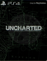 Uncharted Steelbook (PS4)