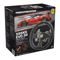 Thrustmaster Ferrari 599XX EVO 30 Wheel Add-On Alcantara Edition pro T/TX series