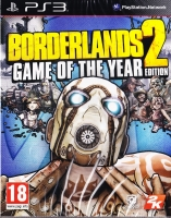 Borderlands 2 - Game of the Year Edition (PS3) použité