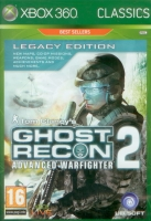 Ghost Recon: Advanced Warfighter 2 Legacy Edition (X360) použité