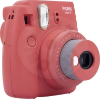 Fujifilm Instax Mini 9 - poppy Red