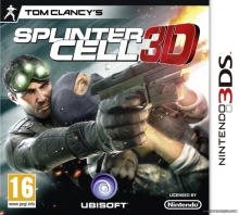 Tom Clancys Splinter Cell 3D (3DS)