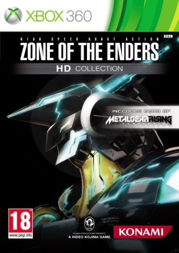 Zone of the Enders HD Collection (X360)