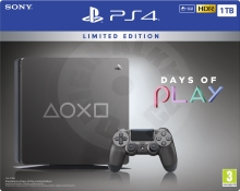 Sony PlayStation 4 Slim 1 TB - Days of Play Limited Edition