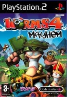 Worms 4: Mayhem (PS2) použité