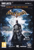 Batman: Arkham Asylum - Game of the Year Edition (PC)