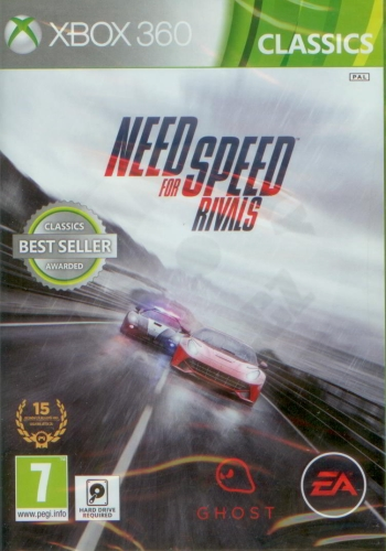 Need for Speed Rivals (X360)