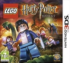 Lego Harry Potter: Years 5-7 (3DS)