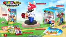 Mario + Rabbids Kingdom Battle Collector`s Edition (Switch)