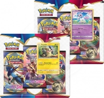 Pokémon Sword & Shield - 3 Pack Blister - Morpeko
