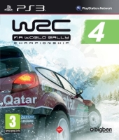 WRC FIA World Rally Championship 4 (PS3)
