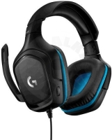 Logitech G432 7.1 Surround Sound Gaming Headset