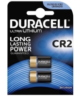 Duracell Ultra CR2, 2 ks