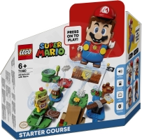 LEGO Super Mario 71360 Adventures with Mario Starter Course