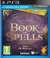 Book of Spells (PS3) použité