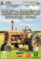 Tractor Simulator - Historical machine (PC)
