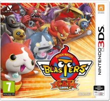 YO-KAI Watch Blasters - Red Cat (3DS)