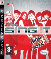 Disney Sing It - High School Musical 3: Senior Year (PS3) použité
