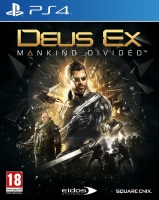 Deus Ex: Mankind Divided (PS4) použité