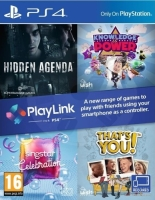 Hidden Agenda + Knowledge is Power + SingStar + Thats You (PS4)