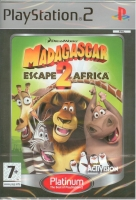 Madagascar 2: Escape Africa (PS2) použité