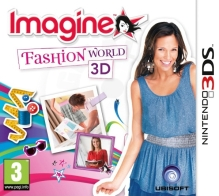 Imagine Fashion World 3D (3DS)