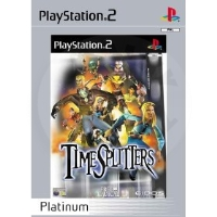 Time Splitters (PS2) použité