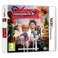 Cloudy With a Chance of Meatballs 2 (3DS) použité