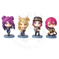 Figúrka League of Legends - K / DA Team Minis Set