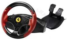 Thrustmaster Ferrari Red Legend Edition (PS3/PC) použité