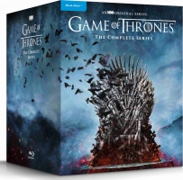 Game of Thrones - Complete 1-8th Series 36xBD (BD)