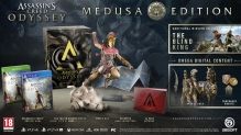 Assassins Creed: Odyssey Medusa Edition (PS4)
