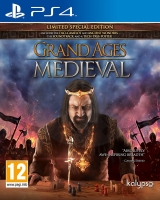 Grand Ages Medieval Limited Special Edition (PS4) použité