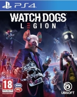 Watch Dogs 3 Legion (PS4)