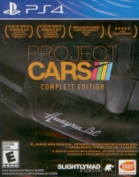 Project CARS: Complete Edition (PS4)