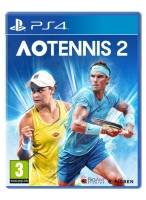 AO International Tennis 2 (PS4)