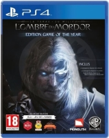 Middle-Earth: Shadow of Mordor - GOTY Edition (PS4)
