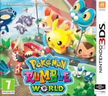 Pokémon Rumble World (3DS)