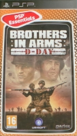 Brothers in Arms: D-Day (PSP) použité