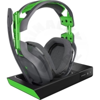 Astro A50 Wireless 7.1 + Base Station - green/black (PS4/PC)