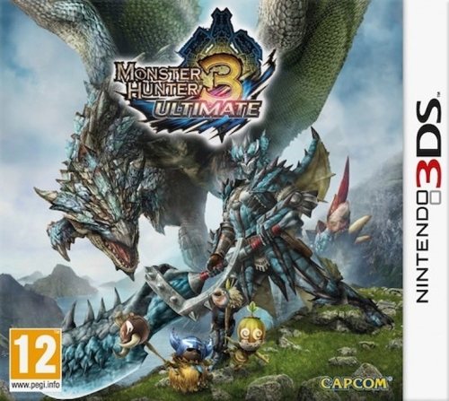 Monster Hunter 3 Ultimate Edition (3DS)