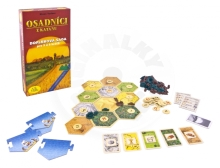 Settlers of Catan: Expansion for 5th and 6th player