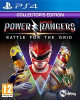 Power Rangers: Battle for the Grid Collector's Edition (PS4)