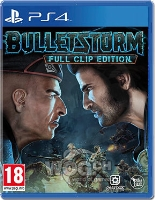 Bulletstorm Full Clip Edition (PS4)