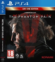 Metal Gear Solid V: The Phantom Pain (PS4) použité
