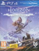 Horizon: Zero Dawn Complete Edition (PS4)
