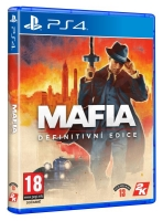 Mafia Definitive Edition (PS4)