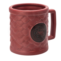 Hrnek Game of Thrones - Targaryen 3D - 500 ml